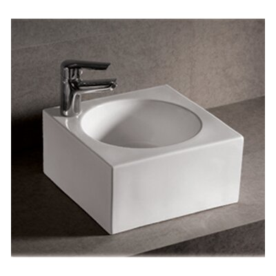 Isabella Square Vessel Bathroom Sink