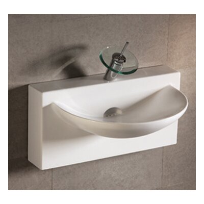 Isabella 27.875 Wall Mount Bathroom Sink