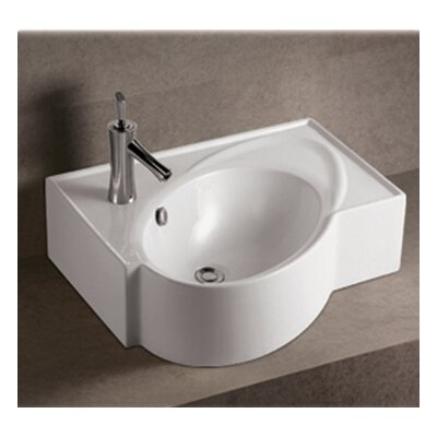 Isabella Speciality Vessel Bathroom Sink with Overflow