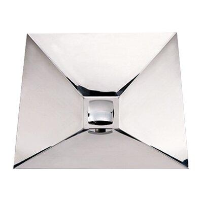 Noahs Metal 17 Wall Mount Bathroom Sink