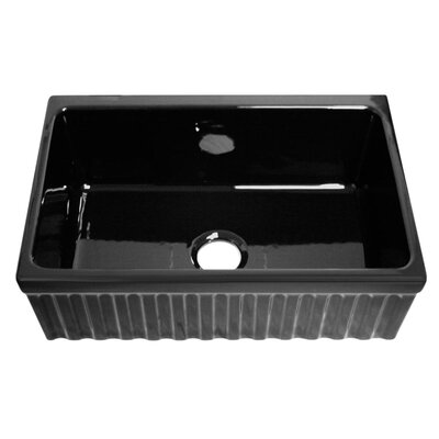 30 x 20 Reversible Series Fireclay Sink