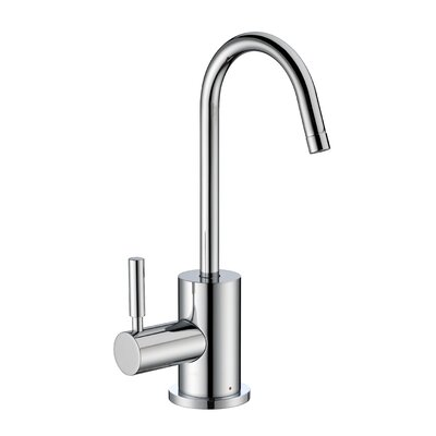 Point of Use Single Handle Standard Kitchen Faucet Finish: Polished Chrome