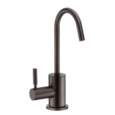 Point of Use Single Handle Standard Kitchen Faucet Finish: Oil Rubbed Bronze