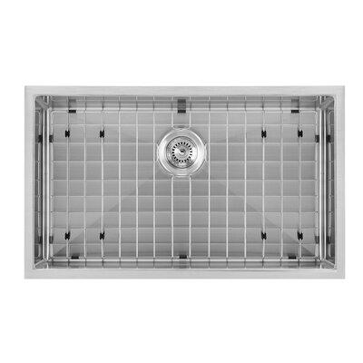 Noah Plus 33 x 18 Drop-In Kitchen Sink