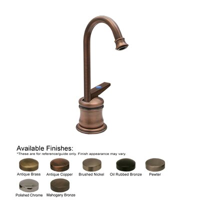 Low Price Whitehaus Collection Forever Hot One Handle Single Hole Drinking Water Faucet Finish Oil