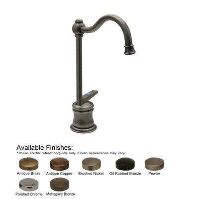 Whitehaus Collection Forever Hot One Handle Single Hole Drinking Water Faucet - Finish: Polished Chrome at Sears.com