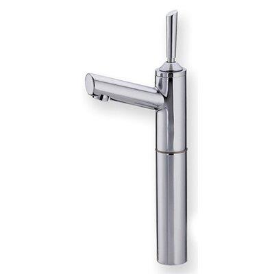 Centurion Single Hole Elevated Bathroom Faucet with Single Handle Finish: Polished Chrome