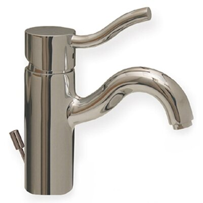 Venus Bathroom Faucet with Pop-Up Waster Finish: Brushed Nickel