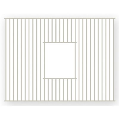 Farmhaus Fireclay 22 x 15 Rectangular Sink Grid Finish: Stainless Steel