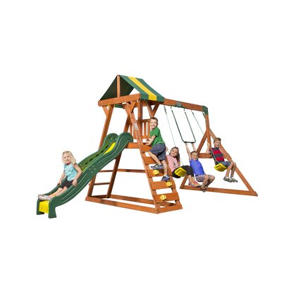 Madison All Cedar Swing set
