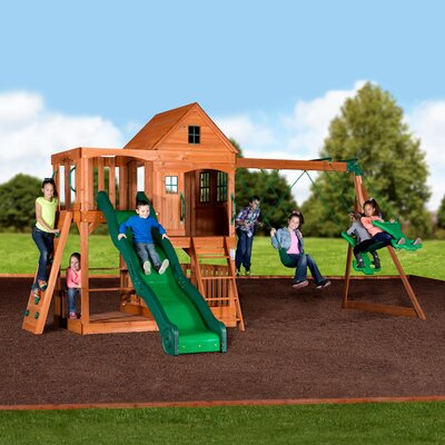 Pacific View All Swing Set