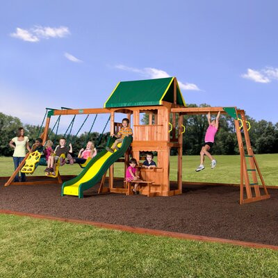 Prairie Ridge All Swing Set