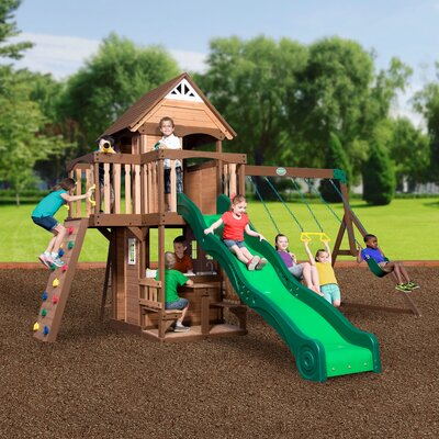 Mount Triumph Swing Set