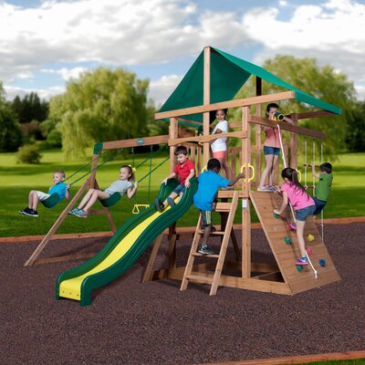 McKinley Mount Swing Set