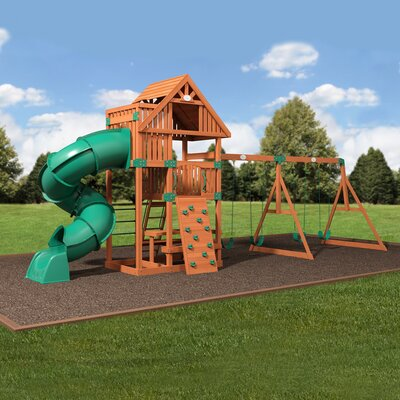 Excursion Cedar All Cedar Swing Set