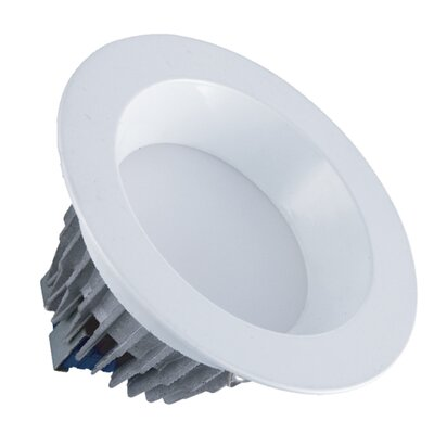 Square 4.88 LED Recessed Retrofit Downlight