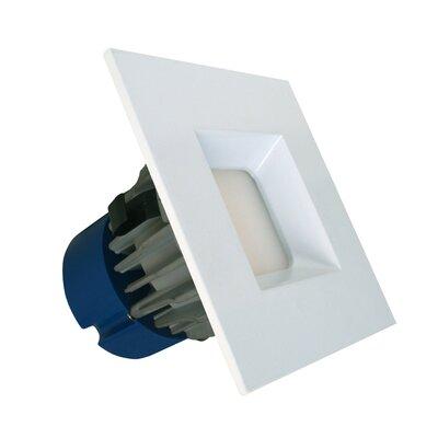 Square 4.88 LED Recessed Retrofit Downlight