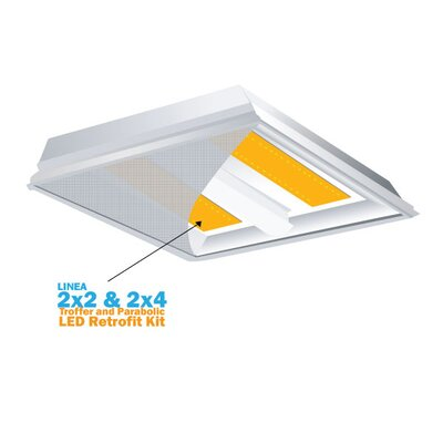 Linea LED Recessed Retrofit Downlight