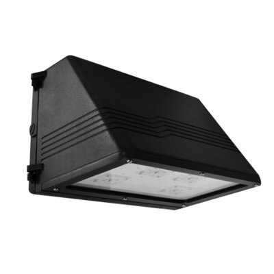 LED Trapezoidal Wall Pack