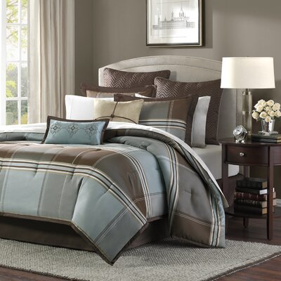 Lincoln Square Comforter Set