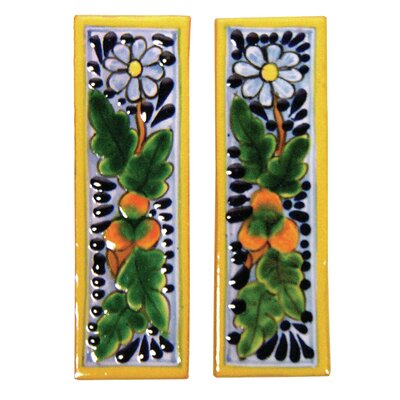 NATIVE TRAILS Hand Painted 2 Piece Address Plaque Set at Sears.com