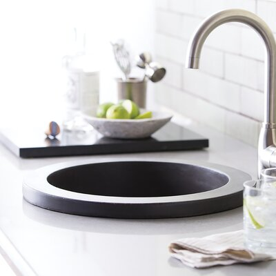Olivos Sink Finish: Slate