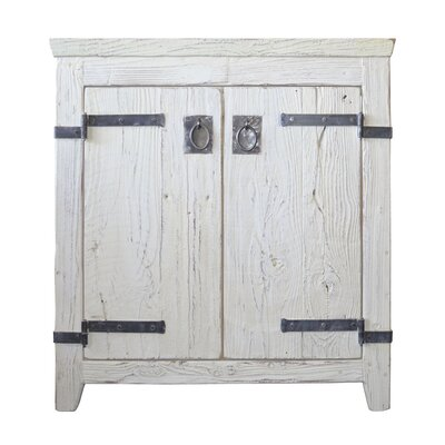 Americana 30 Single Bathroom Vanity Base