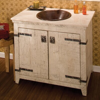 "Old World 36"" Vanity Base"