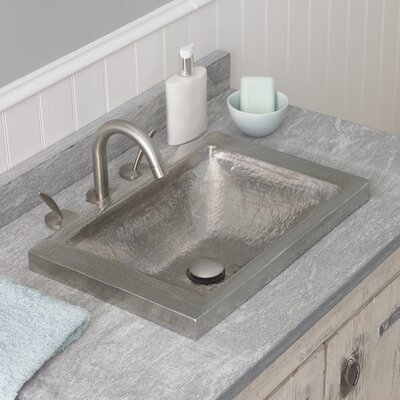 Hana Self Rimming Bathroom Sink