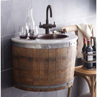 Vintners 25 Bordeaux Bar Vanity Set