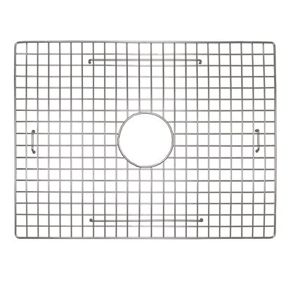 23 x 17 Sink Grid Finish: Stainless Steel