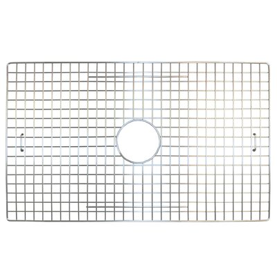 29 x 18 Botttom Grid Finish: Stainless Steel