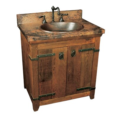 Americana 30 Single Bathroom Vanity Base