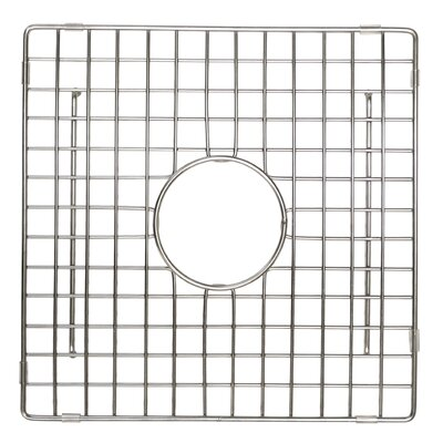13 x 13 Sink Grid Finish: Stainless Steel