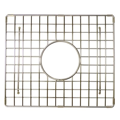 13 x 11 Sink Grid Finish: Stainless Steel