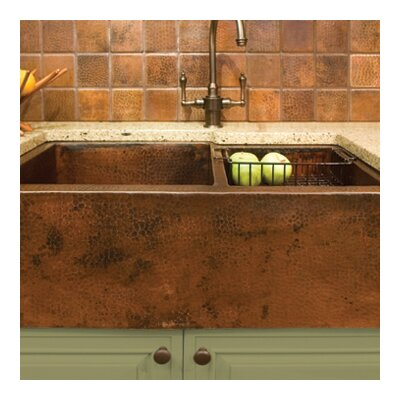 "NATIVE TRAILS 11"" x 7.5"" Rinsing Basket - Finish: Mocha at Sears.com"