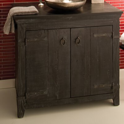 Americana 36 Single Bathroom Vanity Base
