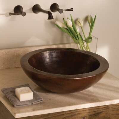 Laguna Circular Vessel Bathroom Sink