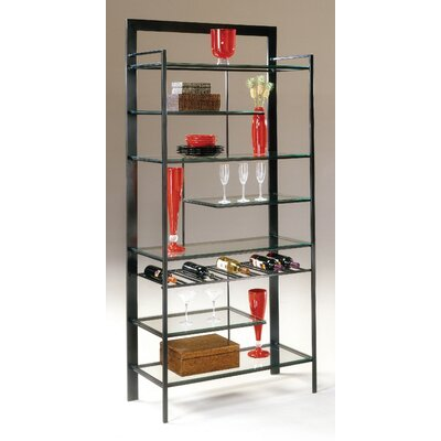 Johnston Casuals Encore Contemporary Bakers Rack
