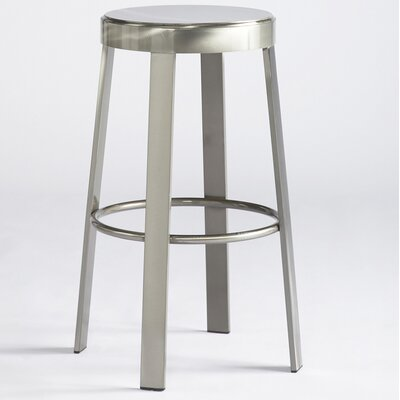 "Easy financing Svinn 26"" Round Counter Stool ..."