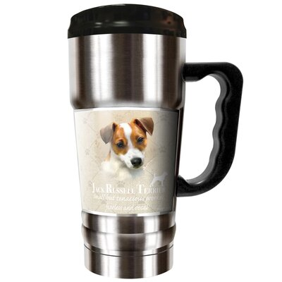 Howard Robinson's Jack Russell 20 oz. Insulated Tumbler SCH25076