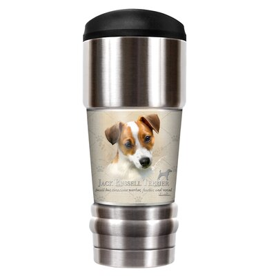 Howard Robinson's Jack Russell 18 oz. Insulated Tumbler SMVP25076