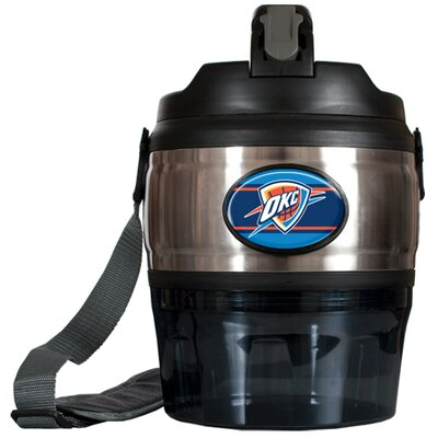 Great American Products NBA 80oz Grub Jug with Removable Bottom - NBA Team: Oklahoma City Thunder at Sears.com