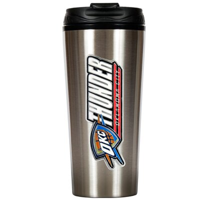 Great American Products NBA 16oz Stainless Steel Travel Tumbler - NBA Team: Oklahoma City Thunder at Sears.com
