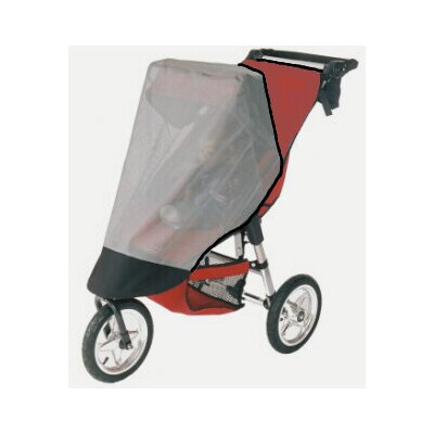 Sasha's Kiddie Products Baby Jogger City Elite Single Stroller Sun Cover at Sears.com
