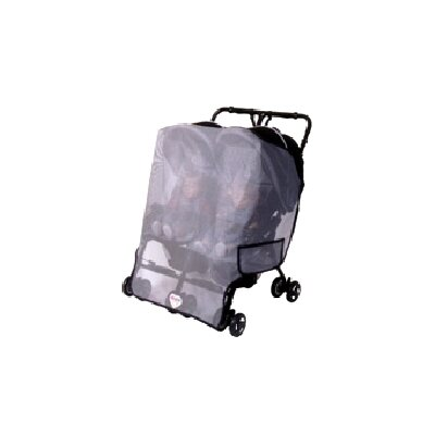 Sasha's Kiddie Products Twin Side by Side Stroller Model Sun, Wind and Insect Cover - Brand Compatibility: Maclaren Triumph and Techno at Sears.com