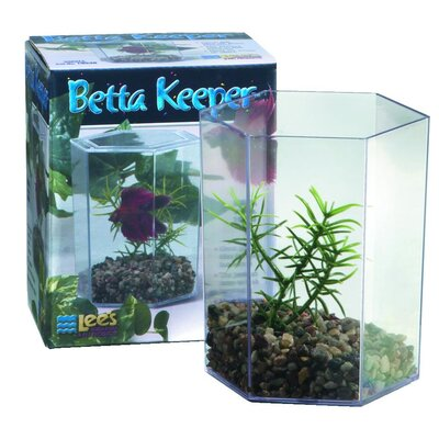 Large Aquarium Betta Keeper Aquarium Tank (Set of 2)