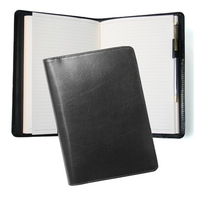 Genuine Leather Writing Journal Color: Black