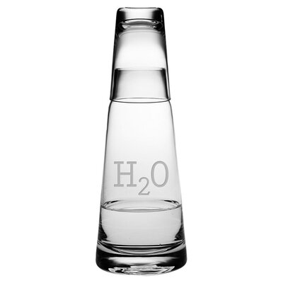2 Piece H2O Carafe & Cup Set WAY-0445-417