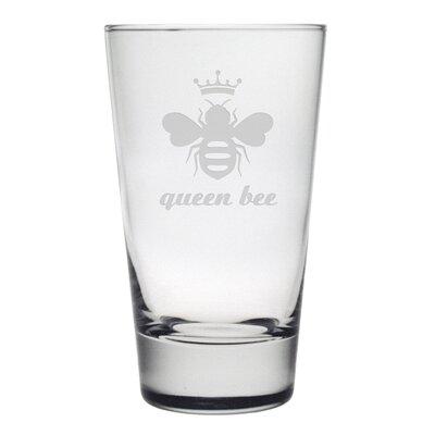 Queen Bee Hiball Glass WAY-8307-139-4